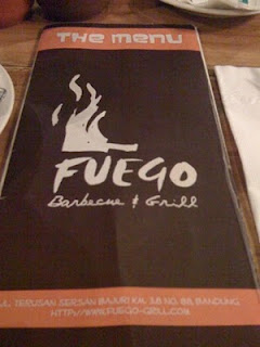Fuego Barbecue and Grill