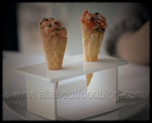 Cones of Ocean Trout