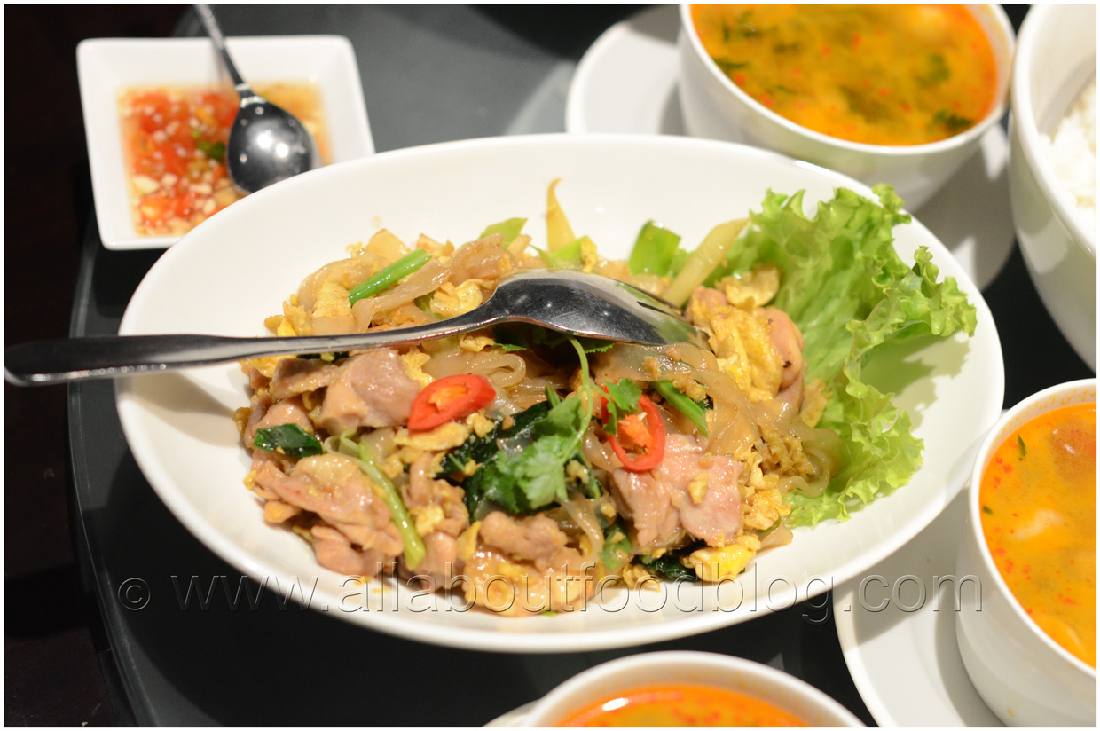 Phloey authentic thai cuisine restaurant review for Authentic cuisine