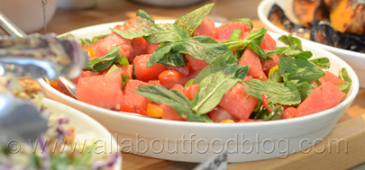 z99c Watermelon Salad Kitchen by Mike
