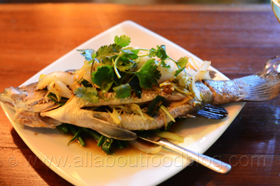 Khing Thai Whole Fish