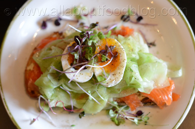 z3a House Cured Ocean Trout The Grounds of Alexandria   Breakfast Review