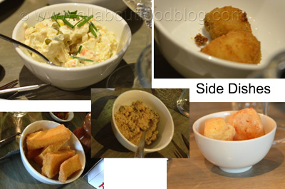 Braza Side Dishes