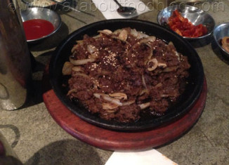 Honey Crispy Bulgogi