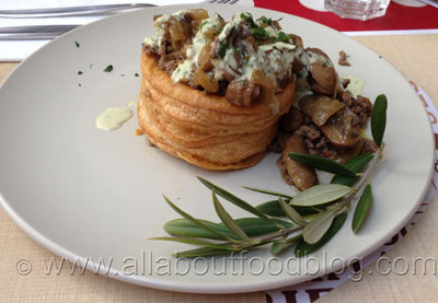 z3 Vol au vent Grandmas Little Bakery
