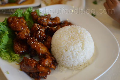 Mar Mite Chicken Ribs with Rice