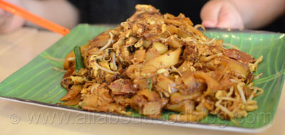 Penang Fried Koay Teow