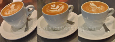 Flat White from Triple Pick Coffee