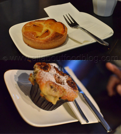 Cakes from Triple Pick Coffee