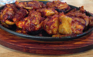 Chilli BBQ Chicken from Jeans Chilli Chicken