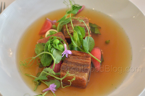 Slow Cooked Lamb Belly