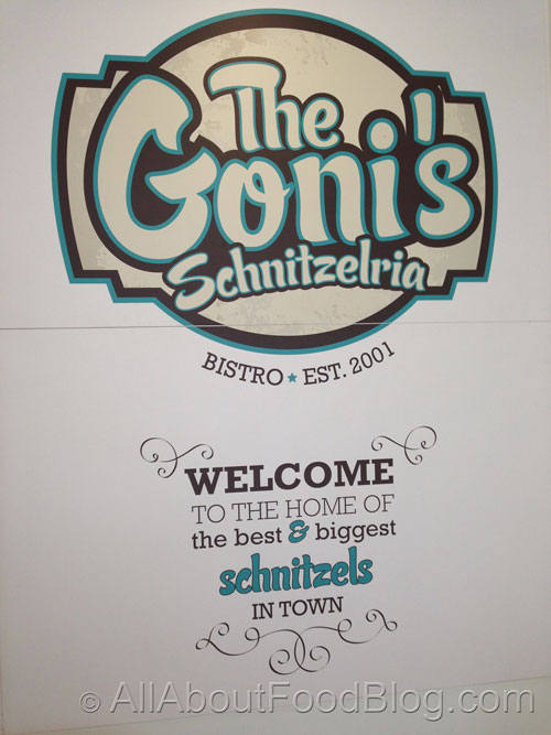The Goni's Schnitzelria