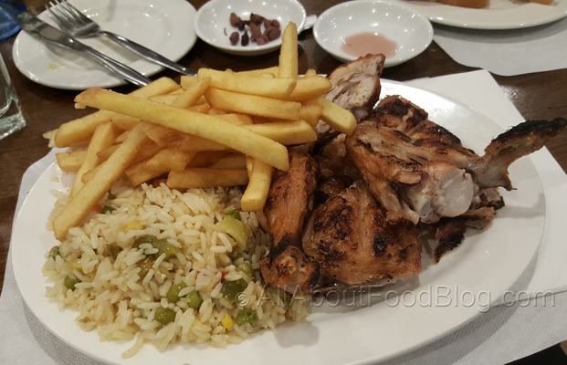 Silva's Whole Chicken - $26.50