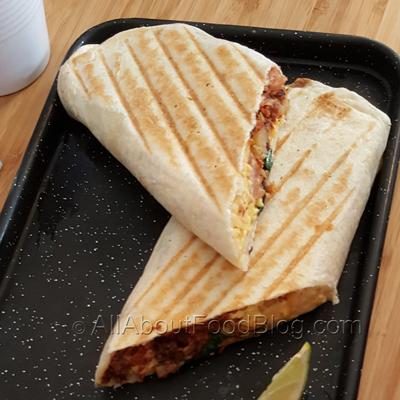 Breakfast Burrito - $12