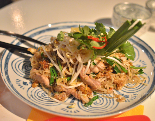 Padt Thai Chicken - $14.00