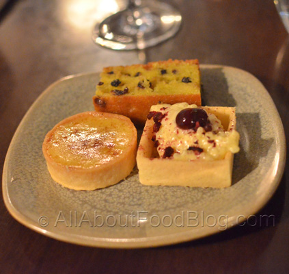 High Tea – Selection of Traditional & New Idea Sweets