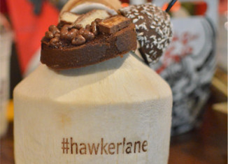 Hawker Lane Coconut