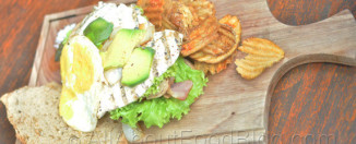 Super club sandwich – 85k
