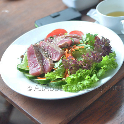 'Island of the Gods' salad – 80k