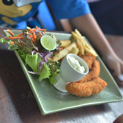 Fish and chips – 55k