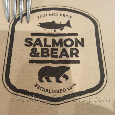 Salmon and Bear