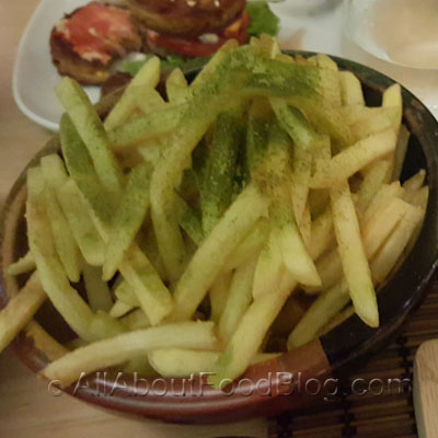 Matcha Fries