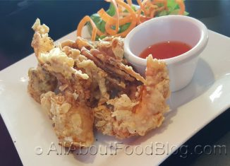 Soft Shelled Crab from Saab Wer Thai Esan