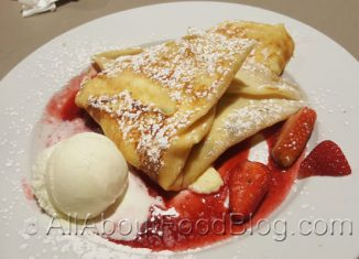 The Ultimate from Pancakes on The Rocks Beverly Hills
