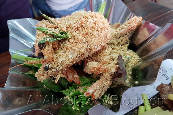 Cereal Prawn from Kreta Ayer - Ashfield