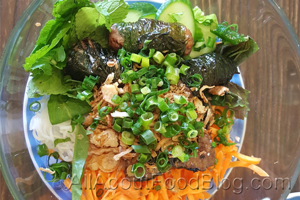 Saigon Summer Street Food | a review by All About Food