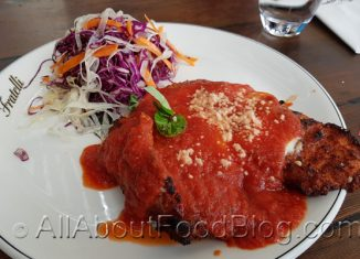 z1 Chicken Parma from Fratelli Fresh