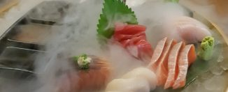 z1 Sashimi Platter from Sokyo at The Star
