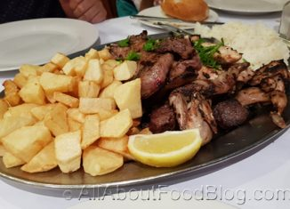 z1 Meat Platter from Costa do Sol