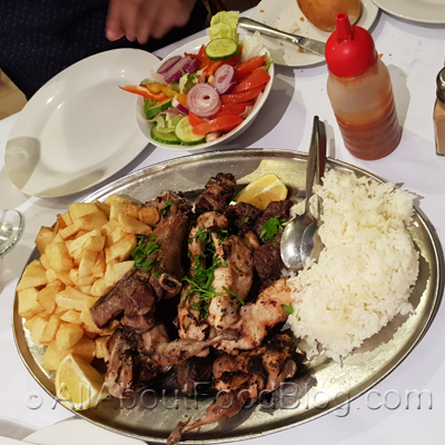 z1c Meat Platter from Costa do Sol