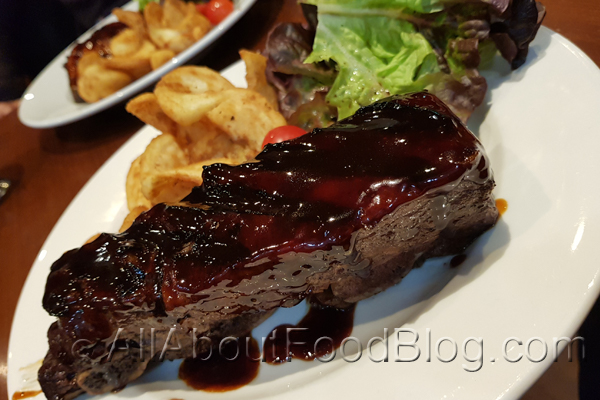 z2 Beef Ribs from Pancakes on The Rocks - Darling Harbour