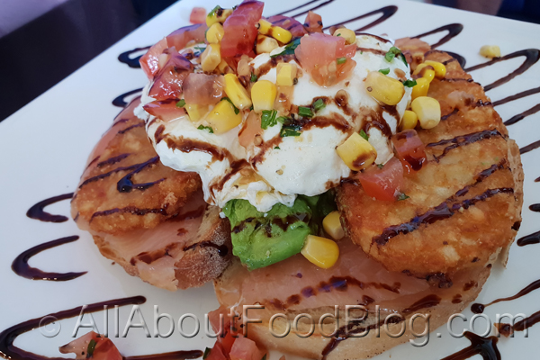 z1 Ocean Breakfast from Bluewater Cafe Manly