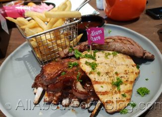 z1 Mixed Grill from Rashays Darling Harbour