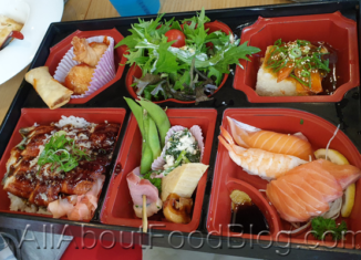 z9 Bento from Tomodachi