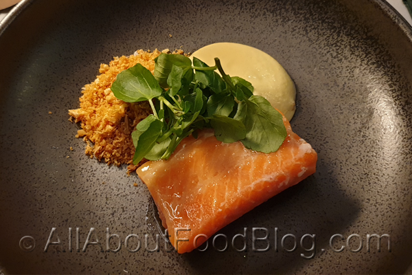 Salmon at Silvester's